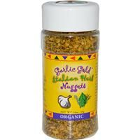 Garlic Gold, Organic Italian Herb Nuggets, 1.6 oz (45 g) - iHerb.com