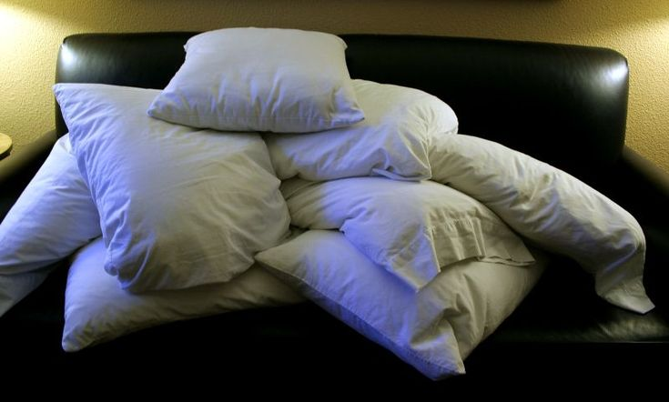 After replacing your pillows, what do you do with them? This is a great article with some cool ideas to reuse old pillows, thereby keeping them out of landfills - neat!