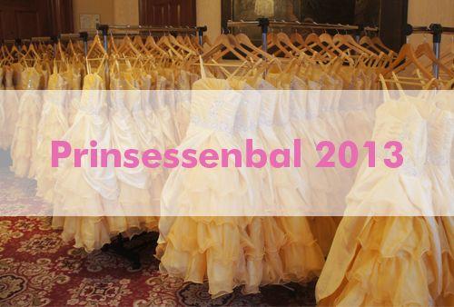Herôme Prinsessenbal 2013!