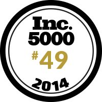 Adore Me was named #49 in Inc. Magazine's 2014 list of fastest growing companies in the U.S.!