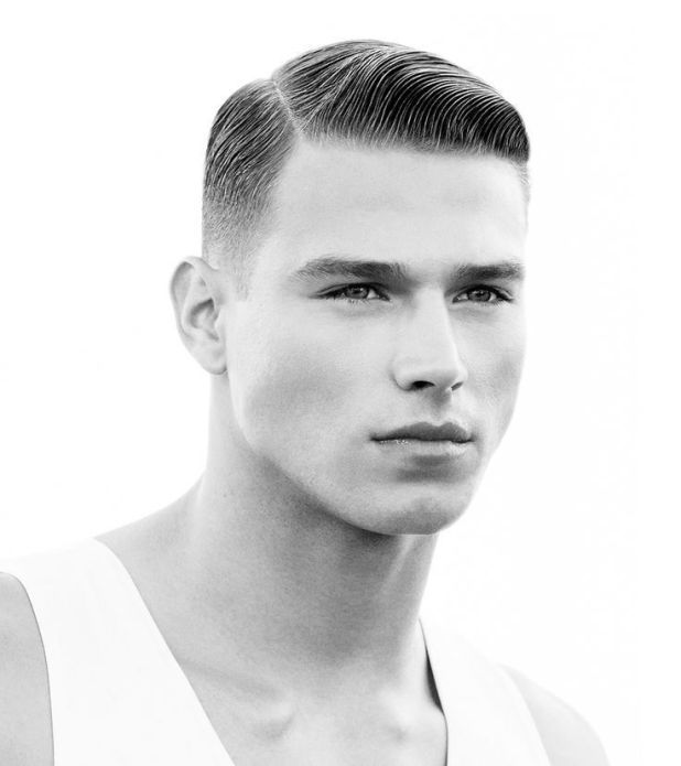 Pin On Brylcreem Hairstyles