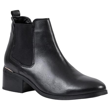 Carvela Toby Black Boot, Choose Size