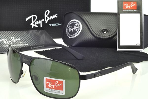 Cheap Fake Ray Ban Active Lifestyle Sunglasses Army Green Black  $54.77  Save: 68% off  Shipping for 5-7days!(Free Shipping)