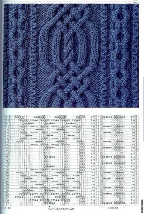 1394 best punto com agujas images on Pinterest   Knit lace, Knit ...