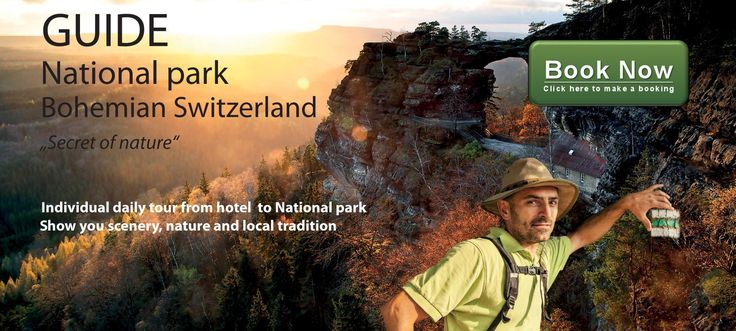 Daily tour from Prague to nature? Trip to National park  Bohemian Switzerland with local guide Ales