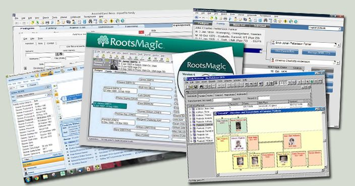 Why It's Important to Use Desktop Family Tree SOFTWARE - http://bit.ly/1Ip6jmD
