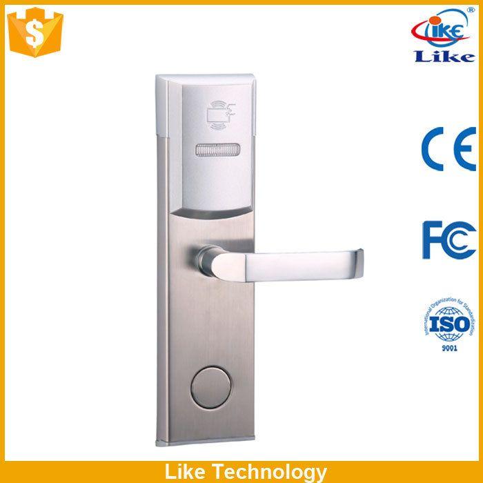 Shenzhen factory hotel door lock system price manufactory stocked