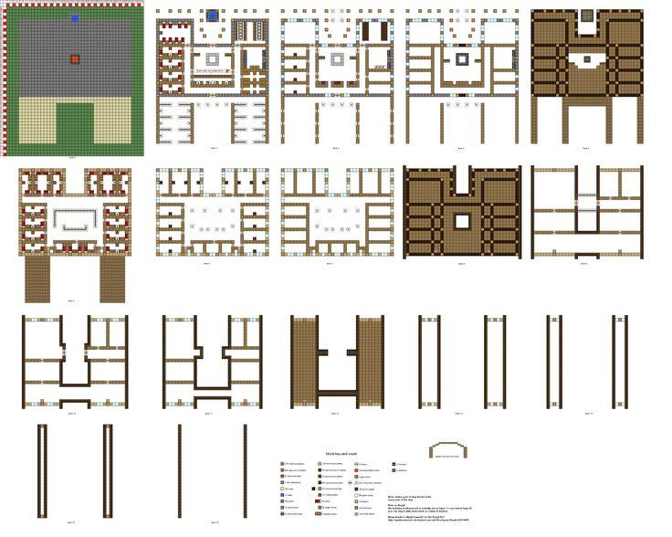 Minecraft Large Inn Firepit fix by ColtCoyote deviantart com on  DeviantArt. 506 best Castles images on Pinterest