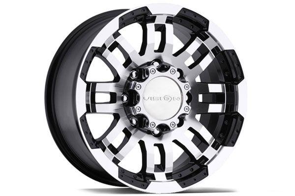 vision 375 warrior wheels