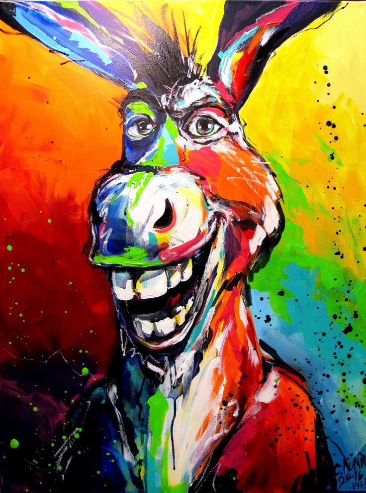 Esel donkey