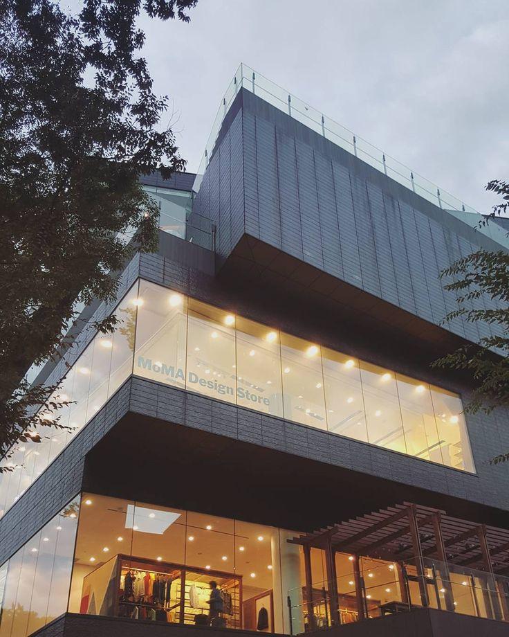"""#mvrdv #architecture #gyre #omotesando #moma"""
