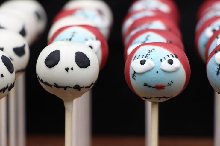 Albtraum vor Weihnachten Cake Pops – Hunny Do Cake Pops   – Boy baby shower