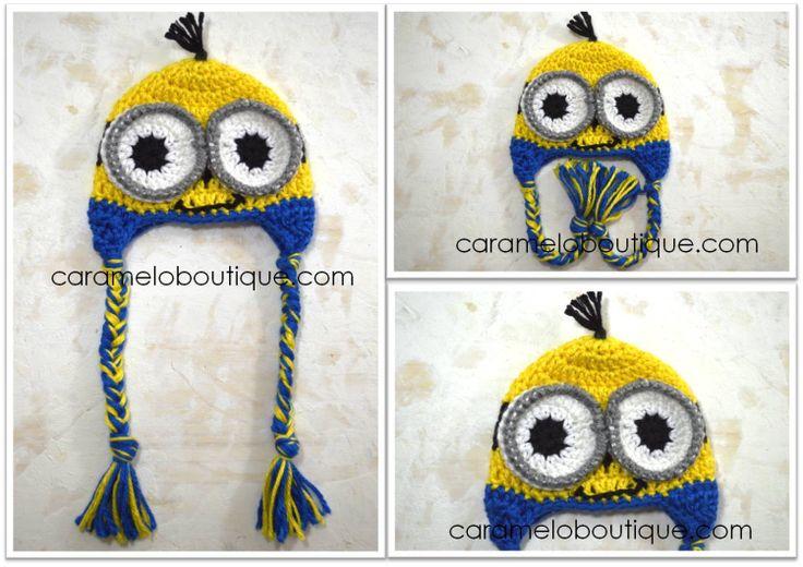 91 best Minions images on Pinterest | Crochet minions, Minion ...