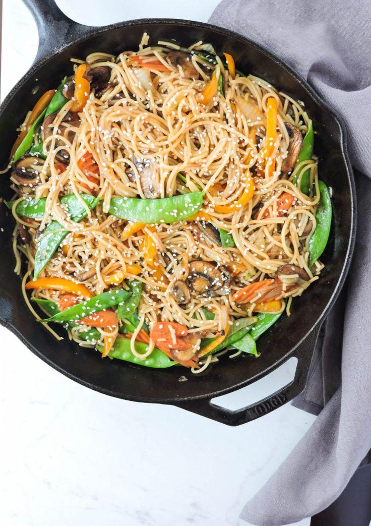 Gluten Free Chinese Lo Mein Recipe Gluten Free Chinese Food Gluten Free Chinese Asian Recipes