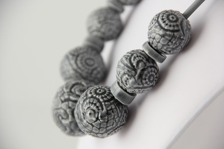 Collana in ceramica - Bruna
