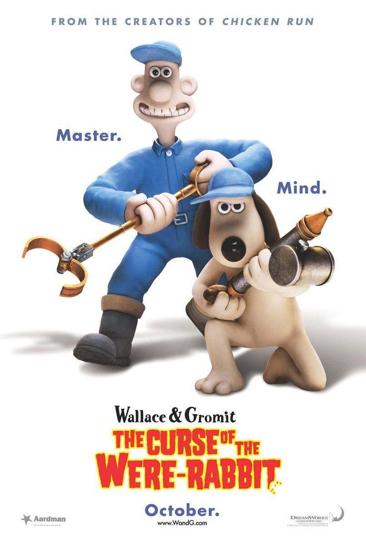 Wallace Gromit La Maldicin De Las Verduras