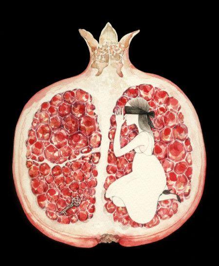 midori yamada pomegranate - Google Search