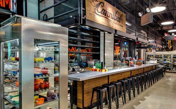 Gotham West Market Floor Plan gotham west market | ny restaurants- above 14th st | pinterest