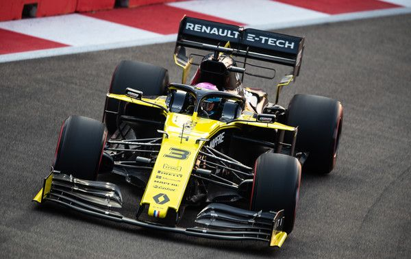 Daniel Ricciardo Photos Photos F1 Grand Prix Of Singapore Qualifying In 2020 Daniel Ricciardo Renault Formula 1 Formula One