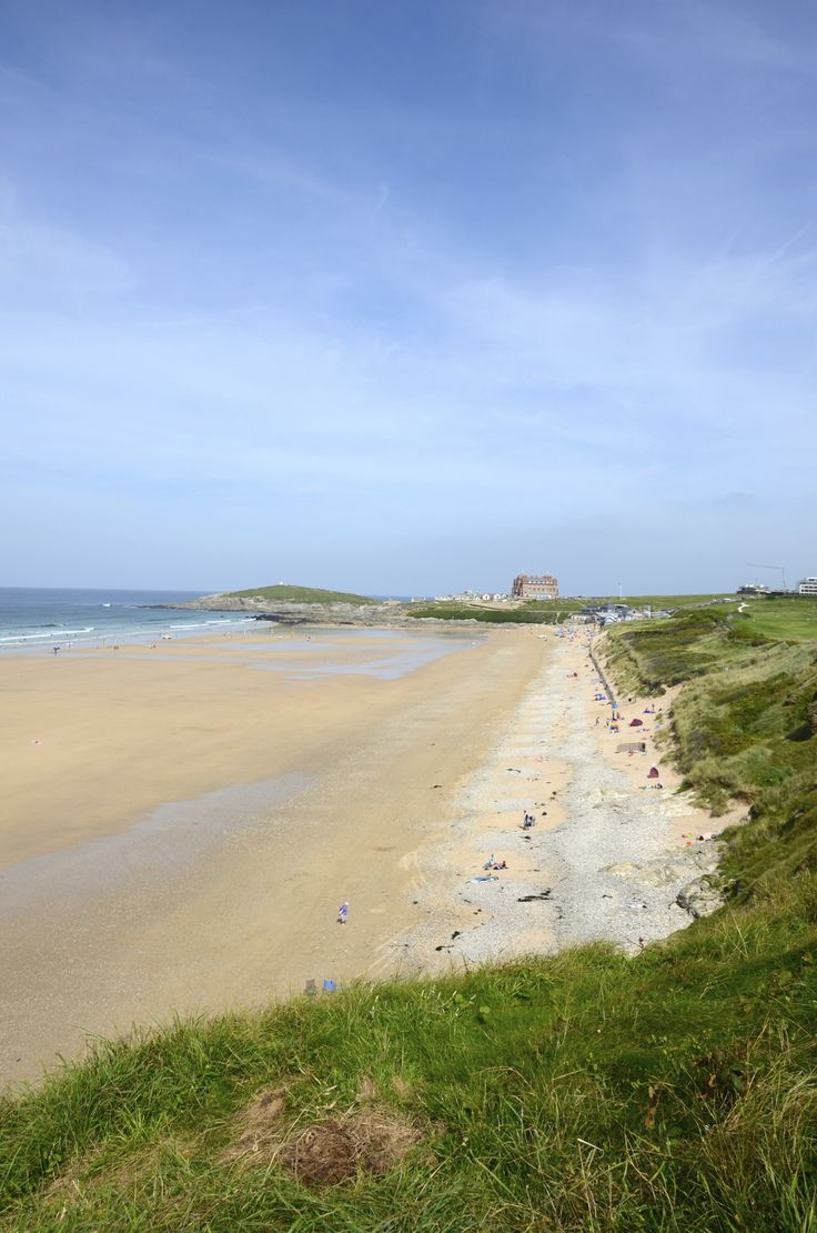 The 4* Fistral Beach Hotel and Spa boasts panoramic views of Fistral Bay in Newquay.