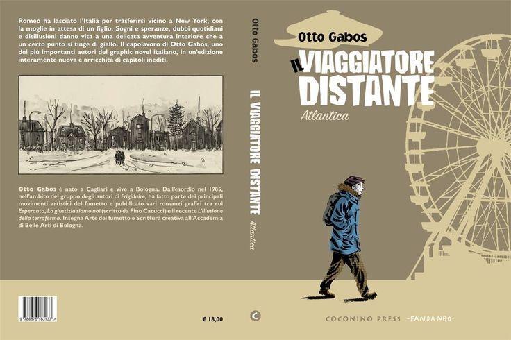 Il nuovo romanzo di #OttoGABOS, #IlViaggiatoreDistante, è da oggi: in libreria. @ottogabos @Fandangoeditore ► https://it.pinterest.com/THEJACKIND/il-viaggiatore-distante-otto-gabos/; e su #aNobii: http://www.anobii.com/books/Il_viaggiatore_distante_vol._1/9788876183133/0185cc98f67a8e34fb | #LDDS