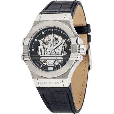 Maserati man mechanical watch POTENZA R8821108001 - WeJewellery