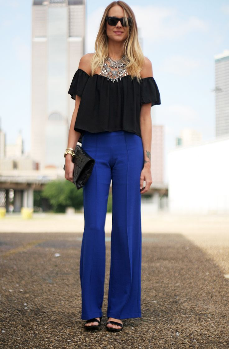 1000  images about How to wear: Off the Shoulder on Pinterest