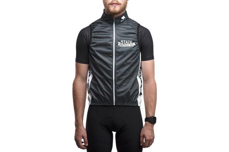Cycling Vest - Black