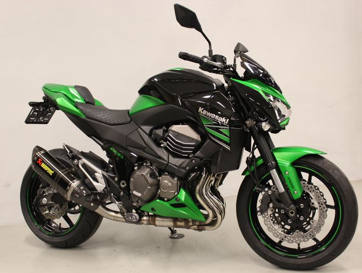 Z 800 ABS Performance 2015