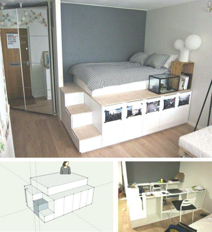 Bett Selber Bauen 12 Einmalige Diy Bett Und Bettrahmen Ideen Diydecorationideen Bett Selberbauen Paletten Kopfteil Dekor Diy Bed Frame Diy Bed Home Decor