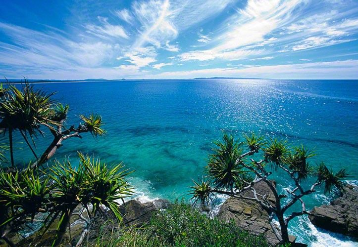 Sunshine Coast...  #airnzsunshine