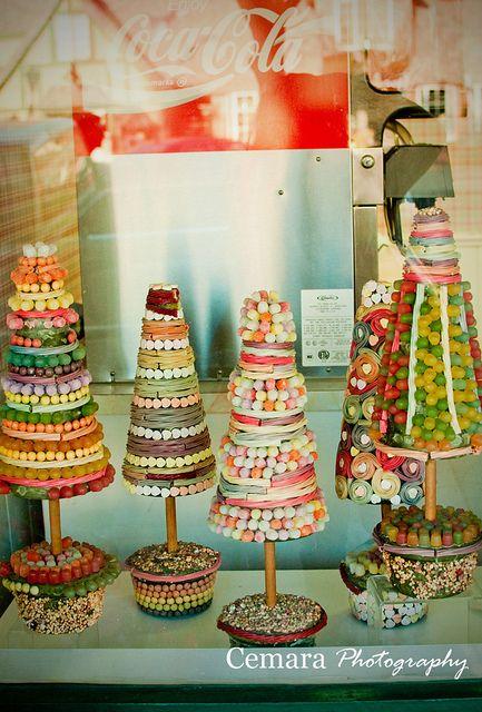 Candy Trees | Arboles de #chuches | #Golosinas