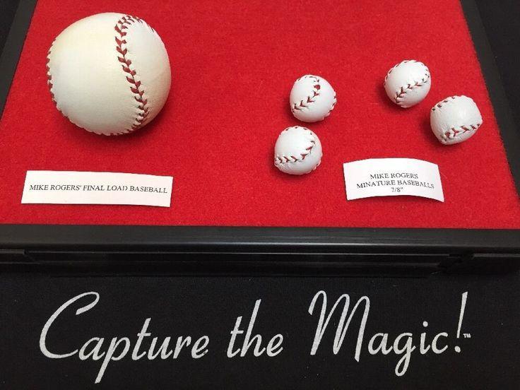 Vintage Mike Rogers Leather Mini Baseballs PLUS His Final Load Larger Baseball   Collectibles, Fantasy, Mythical & Magic, Magic   eBay!