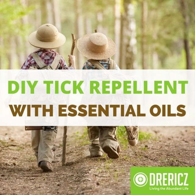 Tick Repellent for People