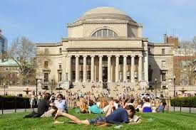 A private University named Columbia University was founded in 1754 and is settle urban.
