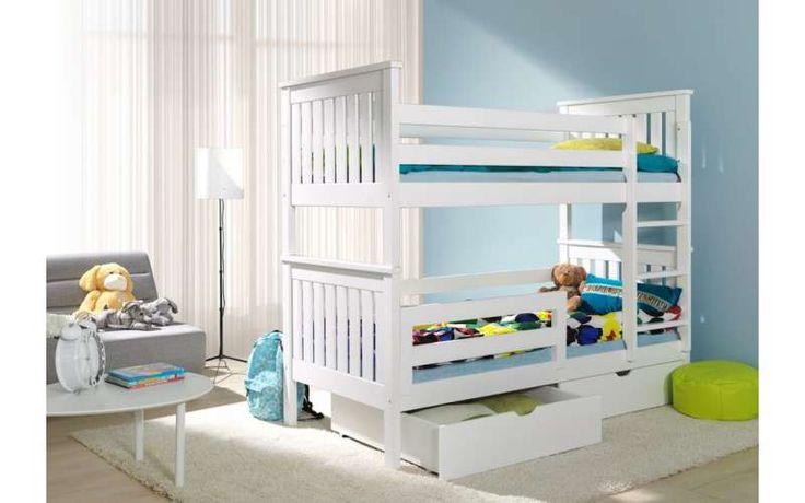 Łóżko piętrowe Pako