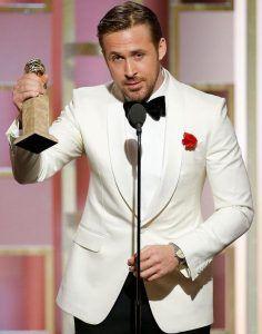 Ryan Gosling's rolex air king replica