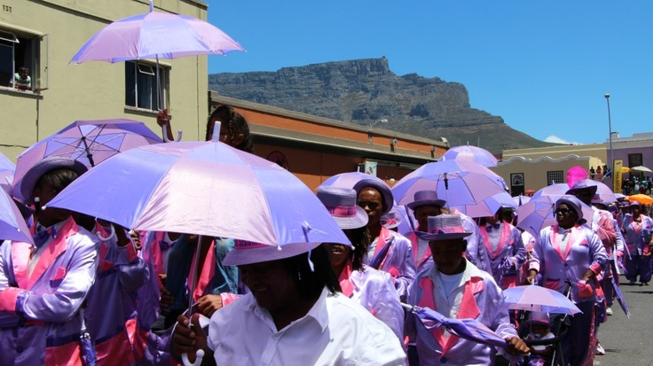 Tweedenuwejaar Festivities in the Bo-Kaap. Photo: Chandler