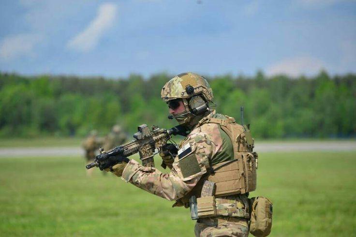 Siły specjalne Polski