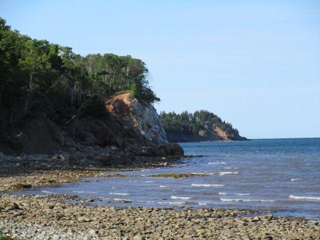Cristal Cliffs, Antigonish, NS