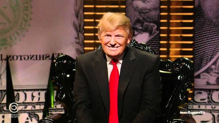 Seth MacFarlane - Roast of Donald Trump! (HD Version) (+playlist)