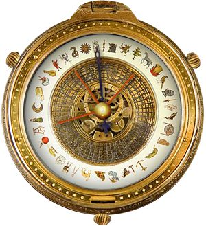 The Golden Compass - alethiometer- need one of these...