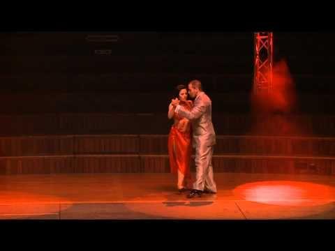 Australian Dance Festival 2010 Cristina Sosa and Daniel Nacucchio Tango