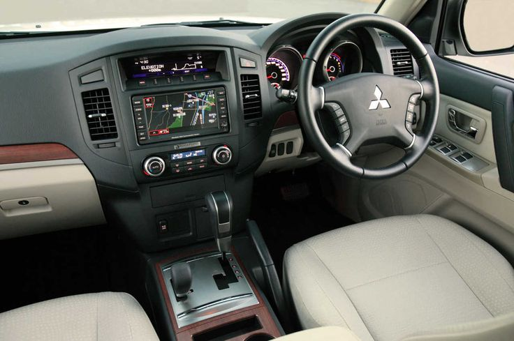 2015 Mitsubishi Pajero Sport Redesign