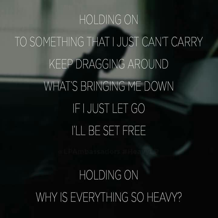 Heavy lyrics