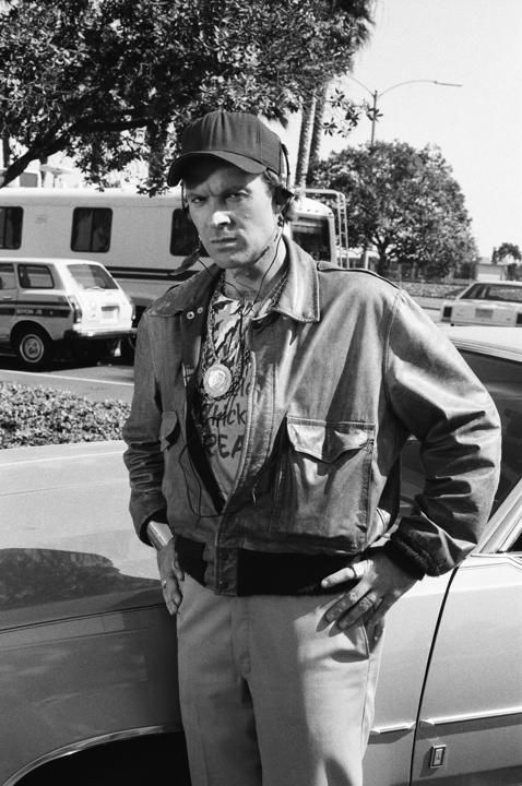 Dwight Schultz as Howlin' Mad Murdock in The A-Team