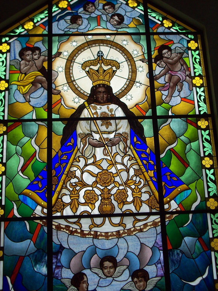 Stained Glass  Antipolo Church