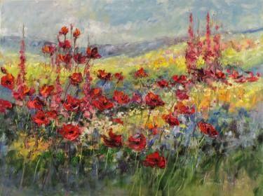 "Saatchi Art Artist Margaret Raven; Painting, ""130"" #art"