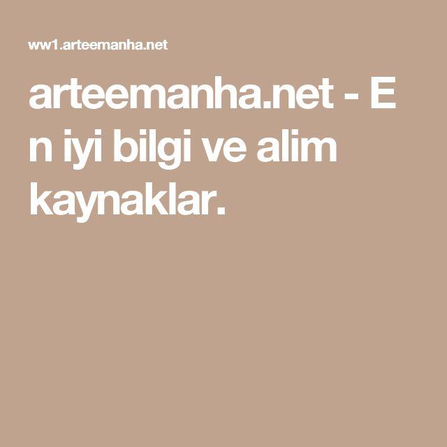 arteemanha.net-En iyi  bilgi ve alim kaynaklar.