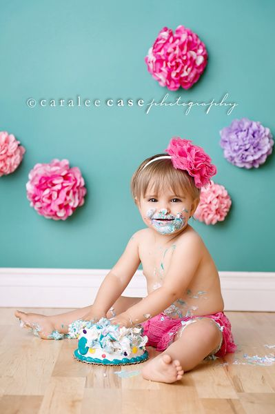 17 Best Images About One Year Old Cake Smash On Pinterest